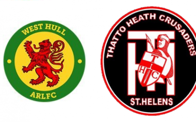 Thatto Heath Crusaders vs West Hull Match Preview