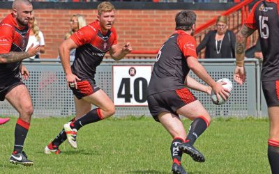 Thatto Heath heap pressure on Siddal