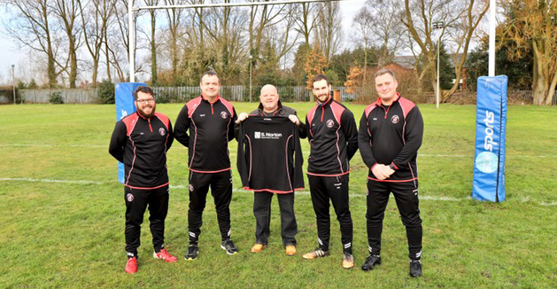 Thatto Heath Crusaders - Open Age Team